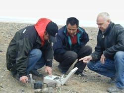Обучение монгольских специалистов